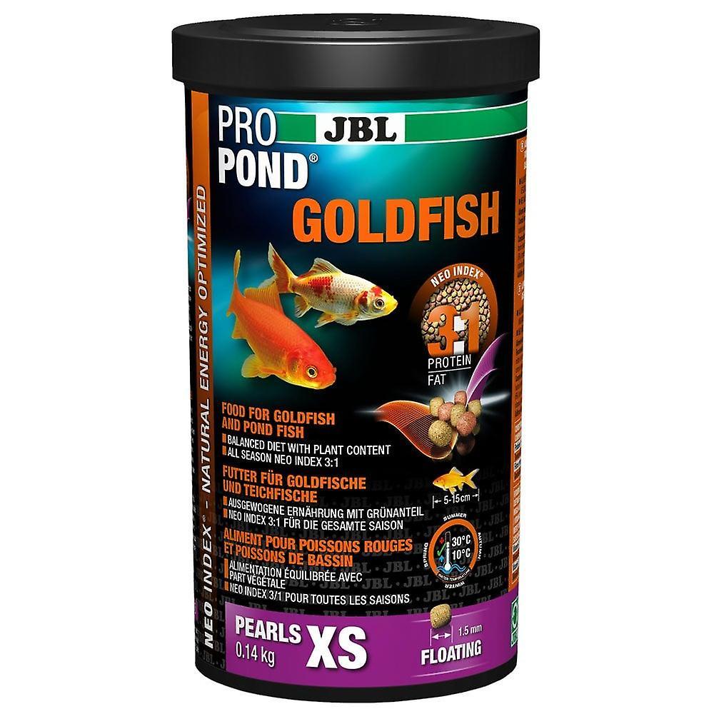 Jbl ProPond Goldfish XS Pellet 140g