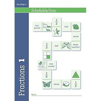 Fractions Decimals and Percentages Book 1 Year 1 Ages 56 by Steve Mills