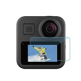 Pour GoPro Max Camera Display Glass Lens Foil Protection Accessoires de protection Réparation