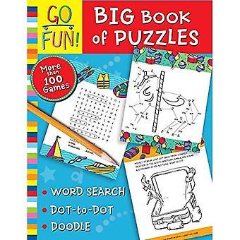 Ga leuk! Grote boek van puzzels