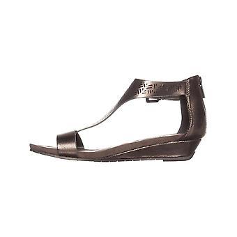 Kenneth Cole reação Womens grande Gal 3 aberto Toe casual T-Strap sandálias