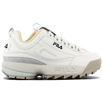 Fila Disruptor CB Low 1010604.02X Naisten kengät valkoinen lenkkarit urheilukengät