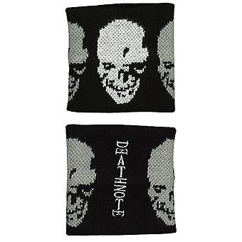 Sweatband - Death Note - Skull Wrap Around Gifts New Anime Licensed ge8089