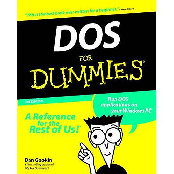 DOS For Dummies por Dan Gookin