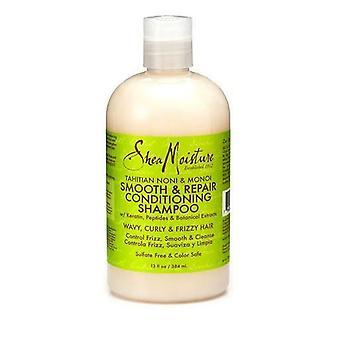 Shea Moisture Tahitian Noni & Monoi Conditioning Shampoo 13oz