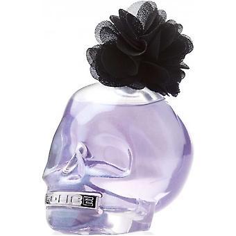Polizei zu sein Rosenblüte für Frauen Eau de Parfum Spray 125ml