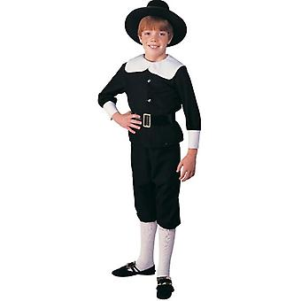 Pilgrim Boy Joshua Thanksgiving Colonial Boys Costume