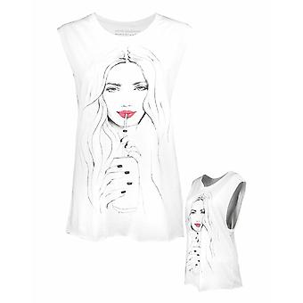 Blood Is The New Black Soda Pop! Women's Vest