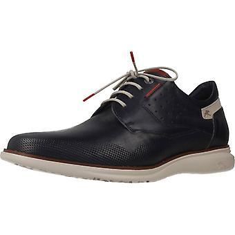 Fluchos comfort schoenen F0194 Oceaan kleur