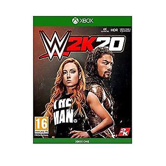 WWE 2K20 إكس بوكس لعبة واحدة