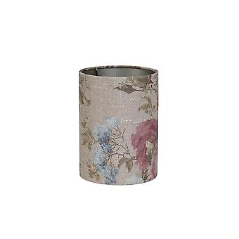 Light & Living Cylinder Shade 15x15x17.5cm Rosa Baroque Sand