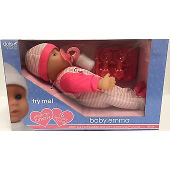 Dolls World Emma with 16 sounds
