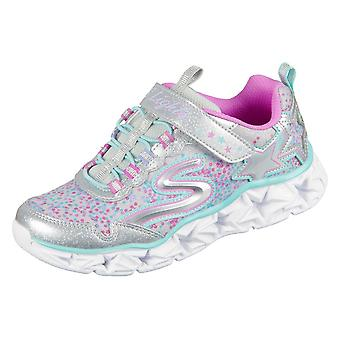 Skechers Lighted Star Cutout 109201LSMLT universal all year kids shoes
