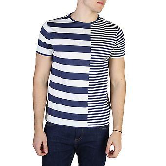Tommy Hilfiger Original Men Printemps/Été T-shirt - Couleur Bleue 40775