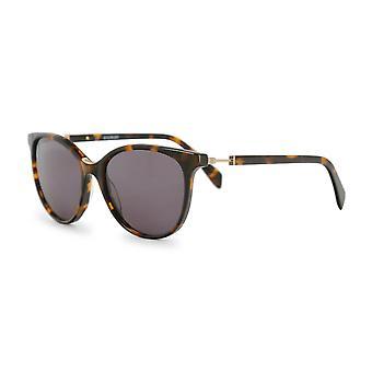 Balmain Original Frauen ganzjährig Sonnenbrille - braun Farbe 32336