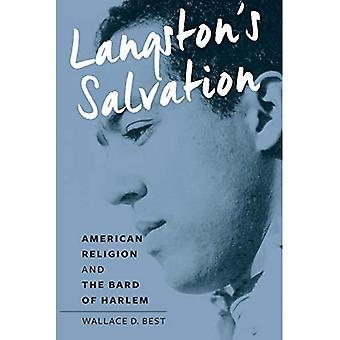 Salvación de Langston: religión americana y el bardo de Harlem