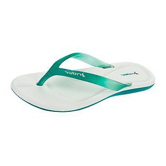 Rider Smoothie II Womens Flip Flops / Sandals - White