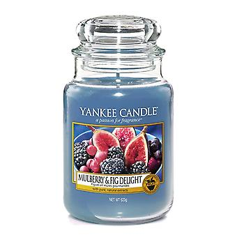 Yankee Candle Classic Large Mulberry & Fig Delight 623g