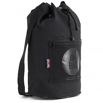 JIMBAG zwart reizen Fitness Gym koord Duffle outdoor tas