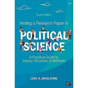 Politikwissenschaft - A Practical Guide to ich schriftlich eine wissenschaftliche Arbeit