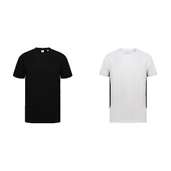 SF Adults Unisex Contrast T-Shirt