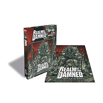 Phd - realm of the damned - balaur - 500 piece puzzle