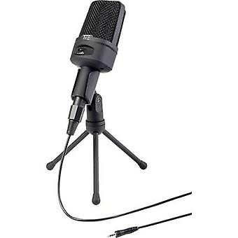 Tie Studio Broadcast Mic Stand PC microphone Transfer type (details):Corded incl. cable, incl. stand