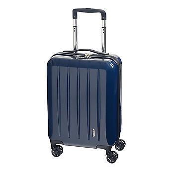 Kontrollera. I London 2.0 Handbagage Trolley S, 4 hjul, 55 cm, 29 L, blå