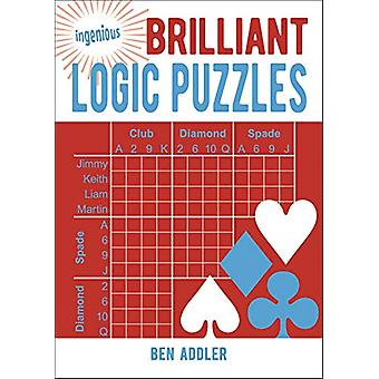 Brilliant Logic Puzzles by Ben Addler - 9781789506587 Book