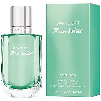 Davidoff - Run Wild For Her - Eau De Parfum - 50ML