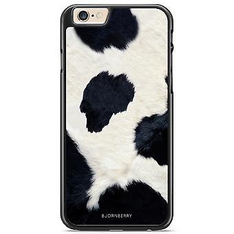 Bjornberry Shell iPhone 6 Plus/ 6s Plus - Lehmän pattern