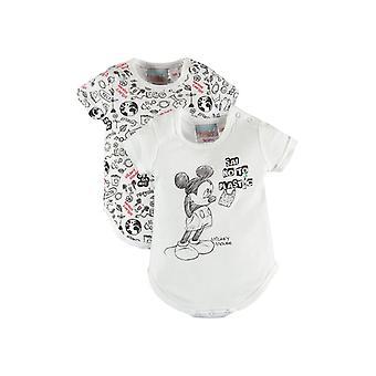 Brums Milano Two Piece Set Organic Cotton Body - Disney Design