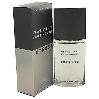 L'eau D'issey Pour Homme Intense Eau De Toilette Spray By Issey Miyake 2.5 oz Eau De Toilette Spray