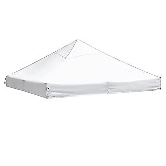 Yescom 10x10 ft EZ Pop Up Canopy Top Replacement Instant Patio Pavilion Gazebo Sun Shade Tent 550D Oxford Cover