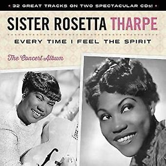 Sister Ros Tharpe - Every Time I Feel th [CD] USA import