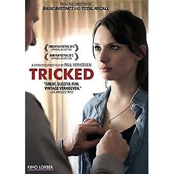 Paul Verhoeven's Tricked [DVD] USA import