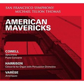 Tilson Thomas - American Mavericks [SACD] USA import