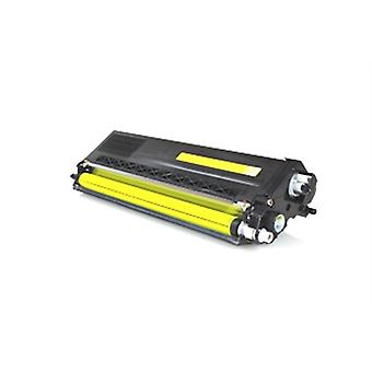 RudyTwos Replacement for Brother TN-321Y Toner Cartridge Yellow Compatible with HL-L8250CDN, HL-L8350CDW, HL-L8350CDWT, DCP-L8400CDN, DCP-L8450CDW, MFC-L8650CDW, MFC-L8850CDW