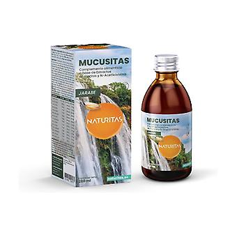 Mucus syrup 250 ml