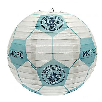 Manchester City FC Official Paper Light Shade