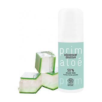 Aloe vera gentle deodorant 50% ORGANIC 50 ml
