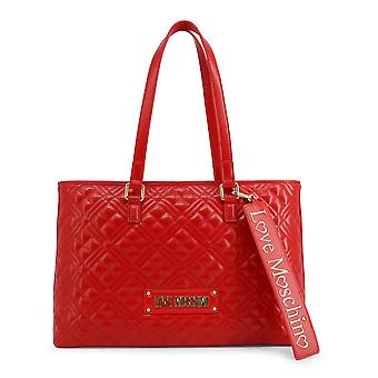 Love moschino jc4001p women's zip fastening shoulder bag