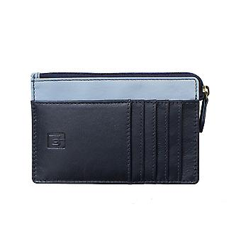 Primehide Small Leather Coin Purse RFID Blocking Womens Wallet Card Ladies 6102