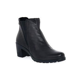 Enval soft dahlia black shoes