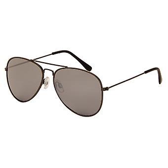 Sunglasses Unisex Grey with Grey Lens (1170P)