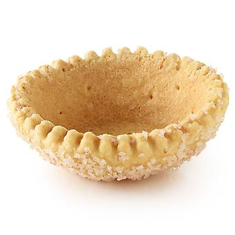 Pidy Sweet Puff Pastry Tartlets with Sugar Crystals 8.5cm