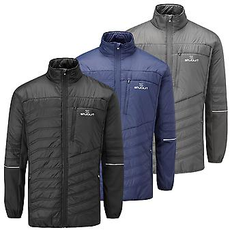 Stuburt Golf Mens 2021 Active Quilted Windproof Light Padded Thermal Golf Jacket