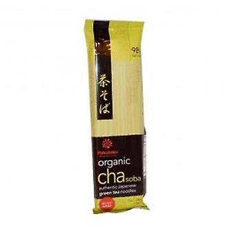 Hakubaku - Japanese Cha Soba Noodles - Organic