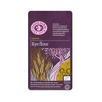 Doves Farm - White Rye Organic Flour