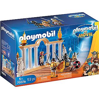 Playmobil - THE MOVIE: Emperor Maximus in the Colosseum Playset